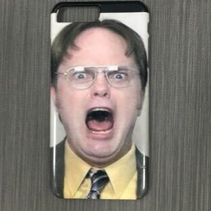 The Office: Dwight Shrute Phone Cover